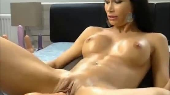 Christiana cinn gets ass fucked with dildo and pussy with cock