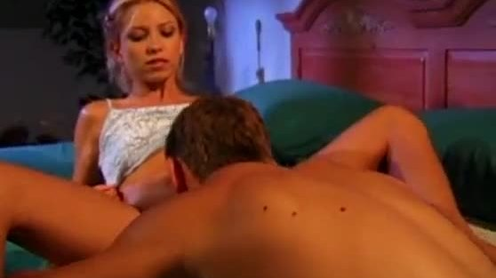 Gia fucks her husband in the ass while somebody fucks her