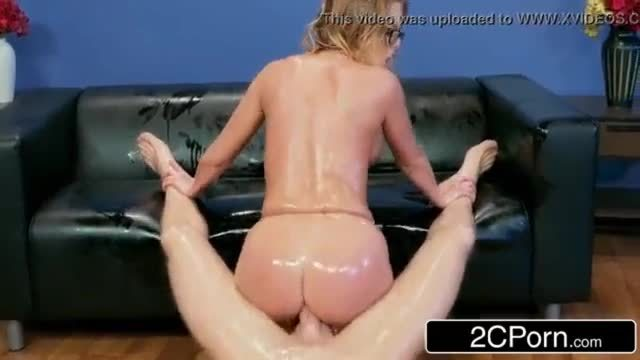 Office slut britney amber anal fucked by the hr department