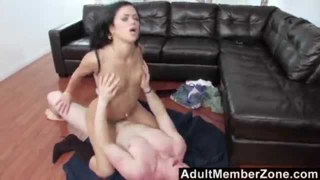An adult now