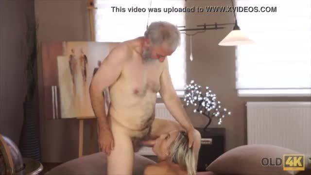 My first sex teacher old