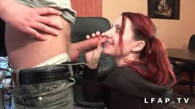 Asuka ravished in hardcore by cock